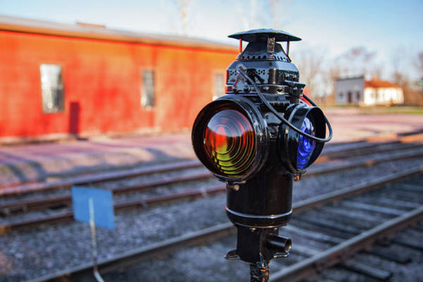 Photograph - Switch Lamp by Todd Klassy