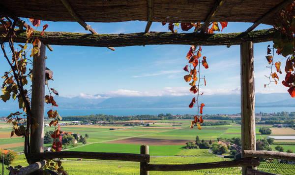 Photograph - Switzerland Panorama by Alexandre Rotenberg