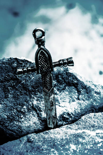 Photograph - Sword In The Stone by Jorgo Photography - Wall Art Gallery
