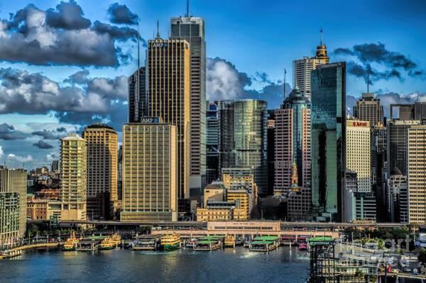Photograph - Sydney Australia by Diana Mary Sharpton