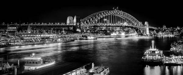 Photograph - Sydney - Circular Quay by Chris Cousins