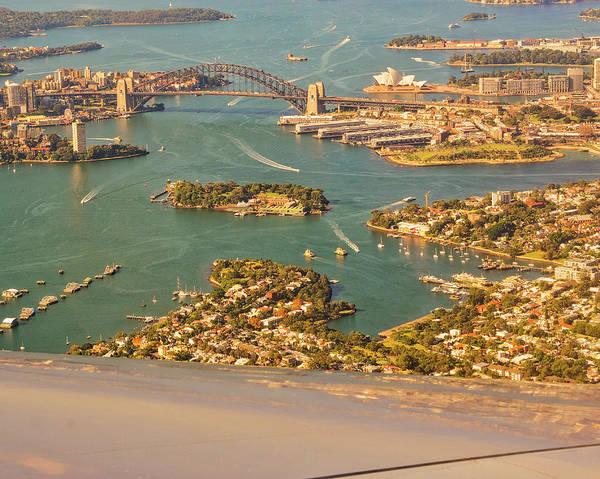Photograph - Sydney Harbor by Steven Ralser