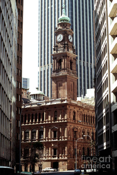 Photograph - Sydney Old Building 01 by Rick Piper Photography