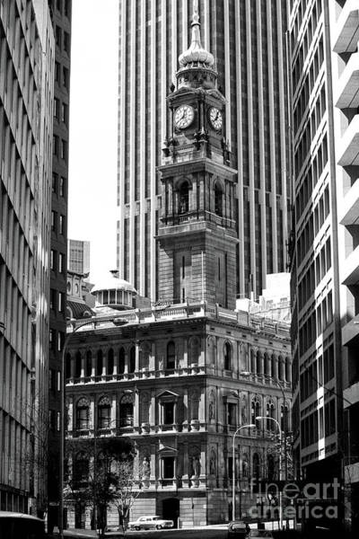Photograph - Sydney Old Building 02 by Rick Piper Photography