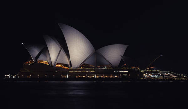 Photograph - Sydney Opera House by Nisah Cheatham