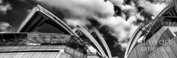 Wall Art - Photograph - Sydney Opera House Panorama by Sheila Smart Fine Art Photography