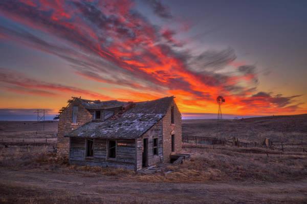 Photograph - Sylvan Grove Sunrise by Darren White