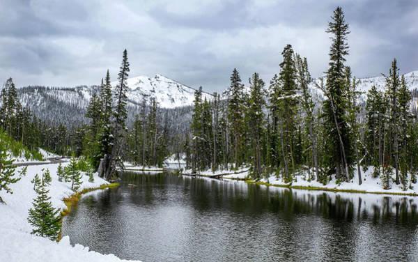 Photograph - Sylvan Lake by Alex Galkin
