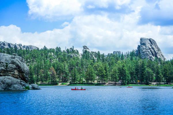 Laramie Photograph - Sylvan Lake, Sd by Art Spectrum