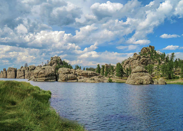 Wall Art - Photograph - Sylvan Lake South Dakota by Dawn Key