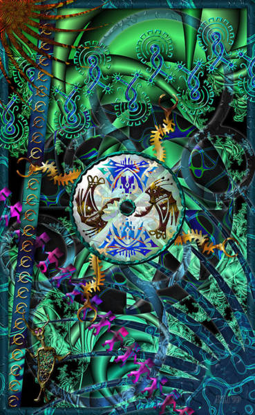Digital Art - Symagery 26 by Kenneth Armand Johnson