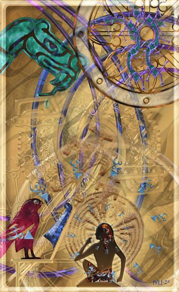 Digital Art - Symagery 33 by Kenneth Armand Johnson