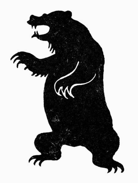 Photograph - Symbol: Bear by Granger