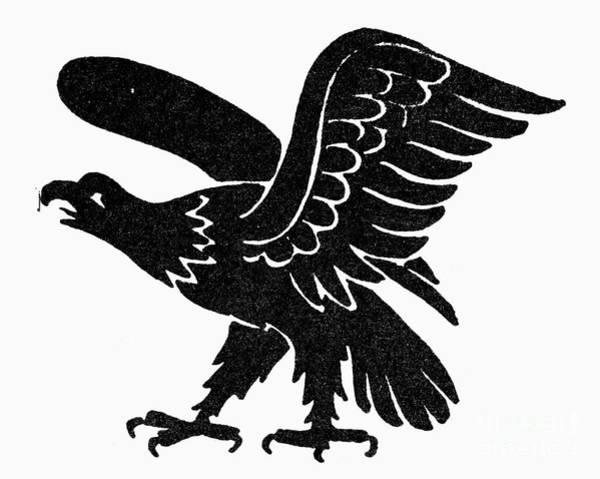Photograph - Symbol: Eagle by Granger