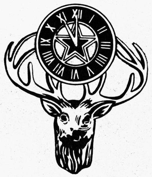 Photograph - Symbol: Elks by Granger