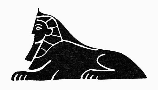 Photograph - Symbol: Sphinx by Granger