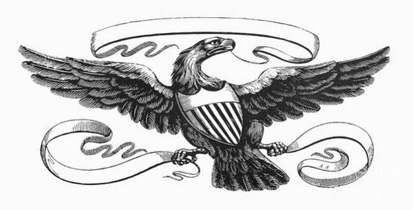 Photograph - Symbols: American Eagle by Granger
