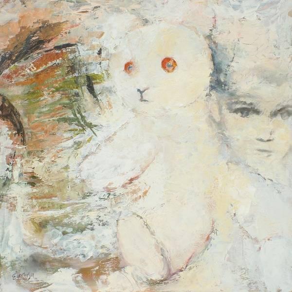 Wall Art - Painting - Symbols Of Comfort by Ekaterina Mortensen