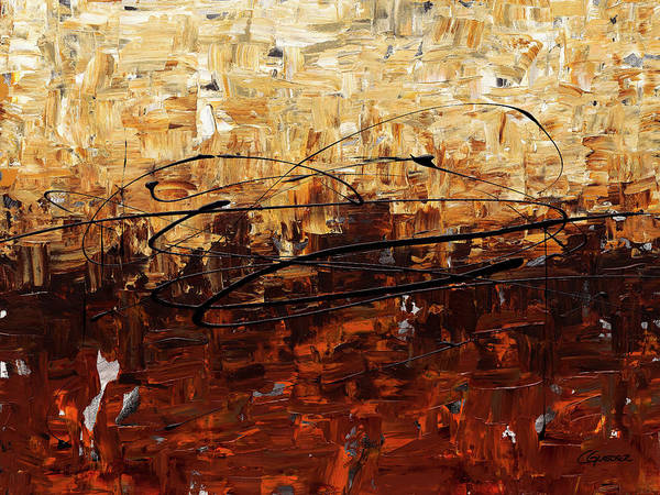 Painting - Symphony by Carmen Guedez