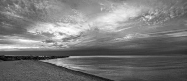 Photograph - Symphony In The Sky Black And White by Leda Robertson
