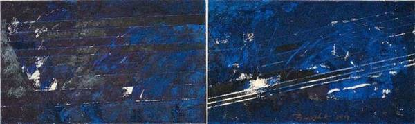 Wall Art - Painting - Symphony No. 8 Movement 10 Vladimir Vlahovic- Images Inspired By The Music Of Gustav Mahler by Vladimir Vlahovic