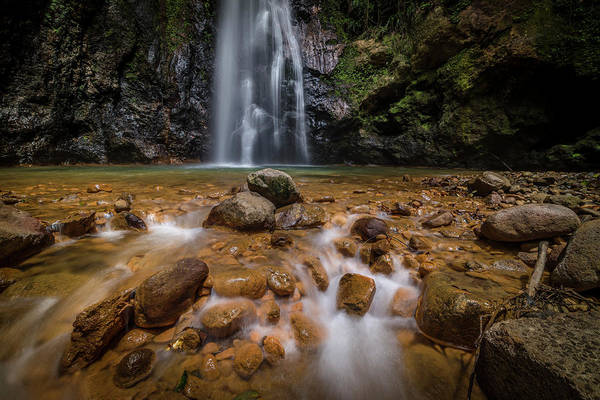 Photograph - Syndicate Falls 2 by Gary Felton