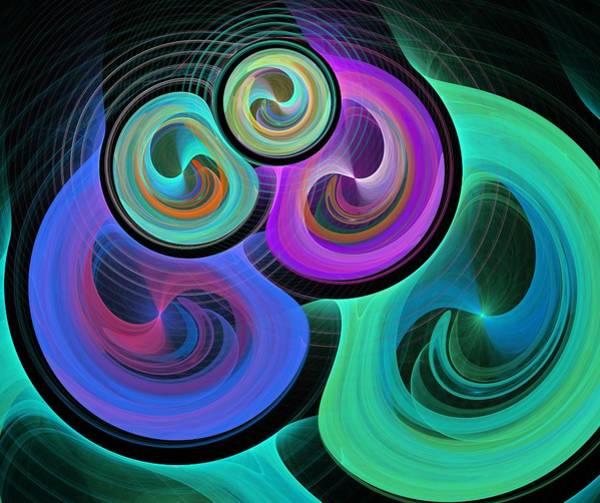 Digital Art - Synergy by Anastasiya Malakhova