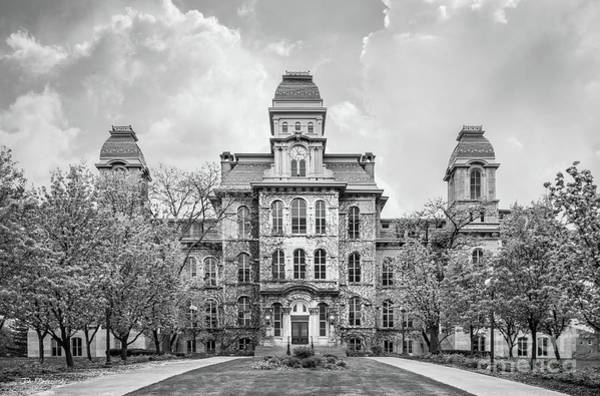 Syracuse University Hall Of Languages Art Print