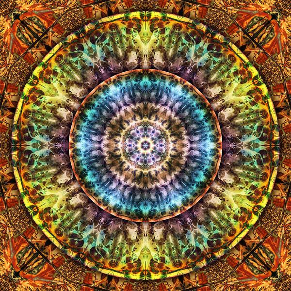 Digital Art - Rust Never Sleeps by Becky Titus