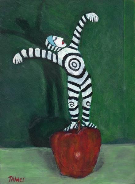 Painting - Ta-dah by Dennis Tawes