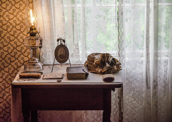 Photograph - Table, Anne Of Green Gables by Rob Huntley