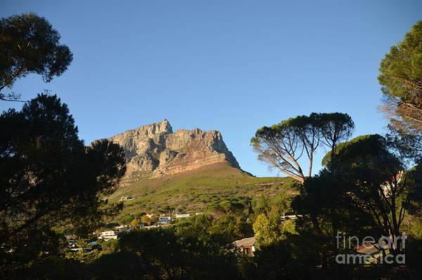 Wall Art - Photograph - Table Mountain by Daniel Schlosser