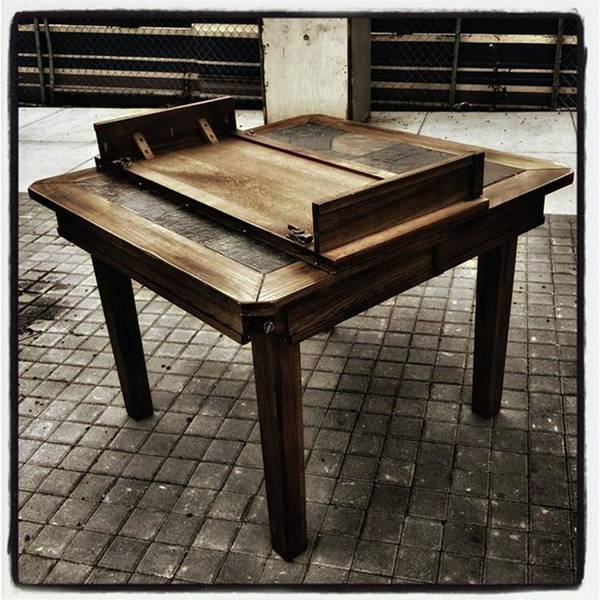 Photograph - Table That Thought. This Beautiful by Mr Photojimsf