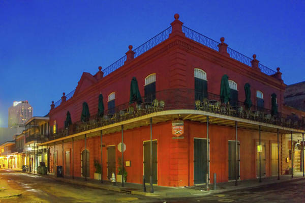 Wall Art - Photograph - Tableau Restaurant And Bar, French Quarter, New Orleans, Louisiana by Art Spectrum