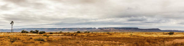 Photograph - Tablelands Along Us Highway 90 by SR Green