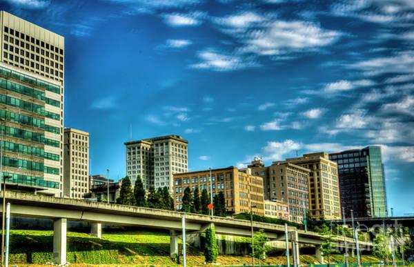 Photograph - Tacoma,washington.hdr by Sal Ahmed