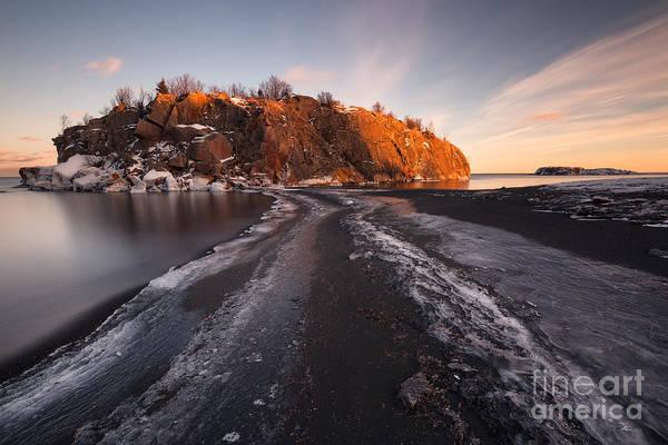 Northern Minnesota Wall Art - Photograph - Taconite And Ice by Ernesto Ruiz
