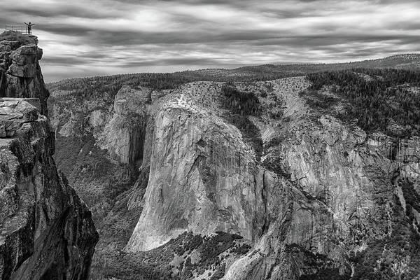 Photograph - Taft Point And El Capitan by Raymond Salani III
