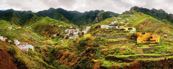 Photograph - Taganana - Tenerife, Spain by Nico Trinkhaus