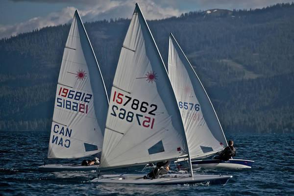 Photograph - Tahoe 72 by Steven Lapkin
