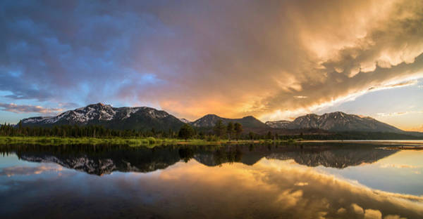 Photograph - Tahoe Summer Solstice by Brad Scott