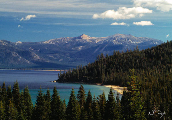Wall Art - Photograph - Tahoe West Shore by Vance Fox