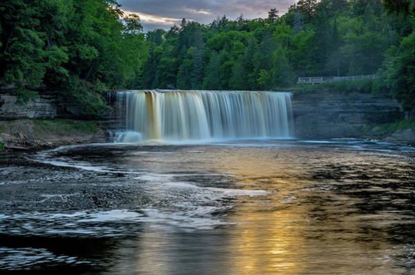 Photograph - Tahquamenon Falls by Gary McCormick