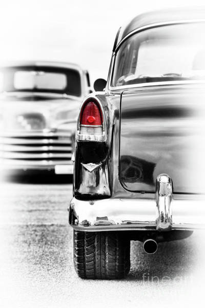 Photograph - Tail Light by Tim Gainey