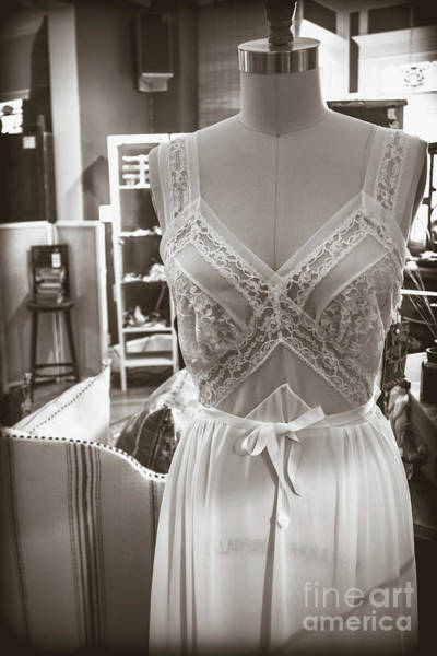 Dress Form Photograph - Tailor Made - Mannequin by Colleen Kammerer