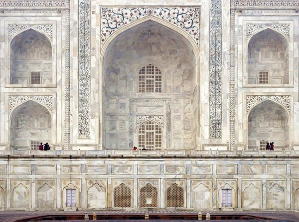 Taj Mahal Photograph - Taj Mahal II by Nina Papiorek