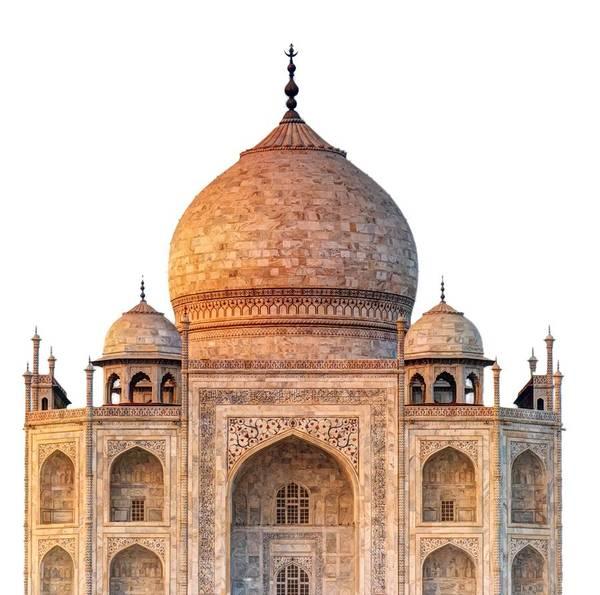 Photograph - Taj Mahal T by Ivan Slosar