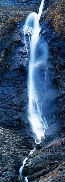 Wall Art - Photograph - Tak Falls Vertirama by Larry Ricker