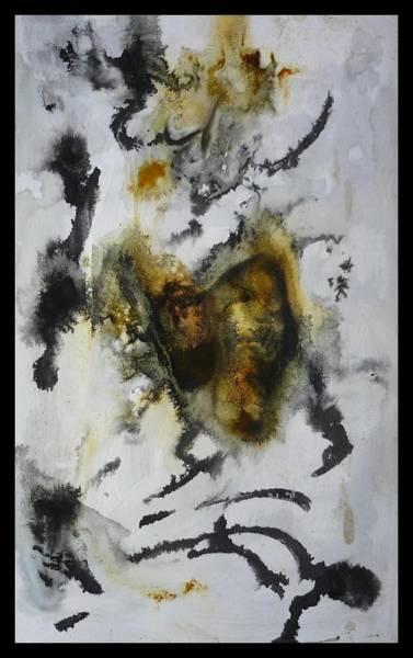 Crazy Mountains Painting - Taka Gari by Alexander Snehotta von Kimratshofen