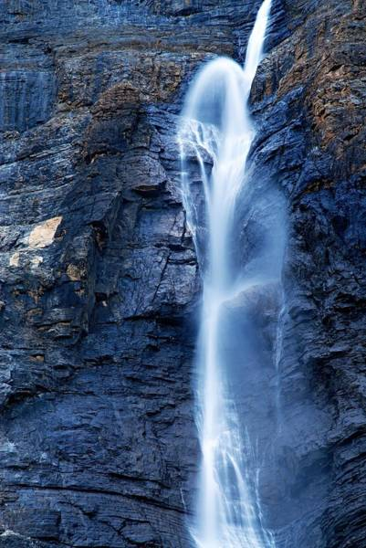 Wall Art - Photograph - Takakkaw Falls by Larry Ricker